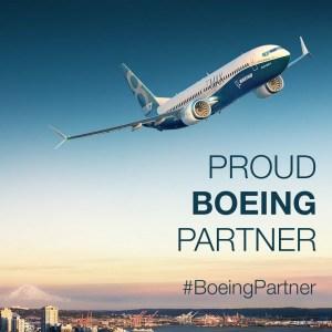 Proud Boeing Partner
