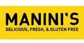 Manini's Logo - Delicious, Fresh & Gluten Free