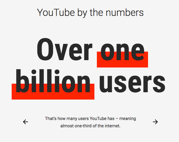 YouTube Branding Tips - One billion users