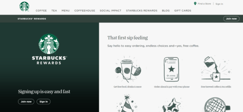 Starbucks-Customer-Loyalty-Program