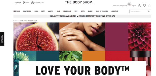 TheBodyShop-Customer-Loyalty-Programs