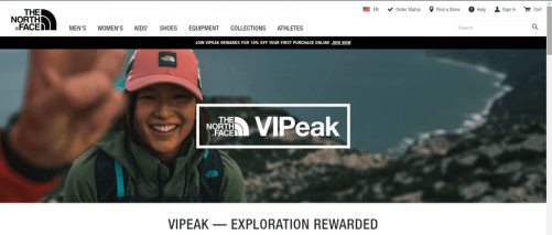 TheNorthFace-Customer-Loyalty-Program