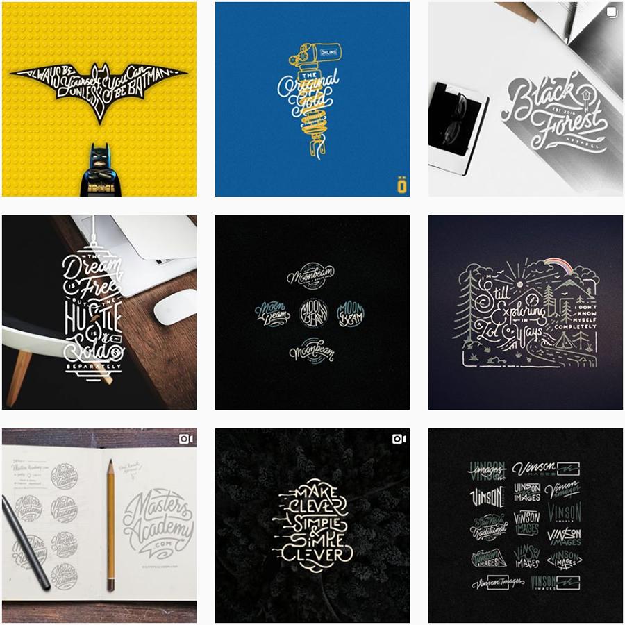 misterdoodle Instagram Design