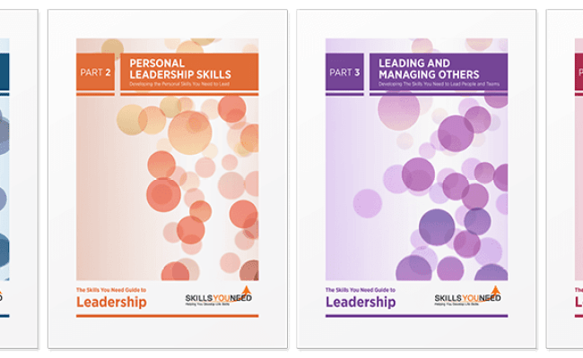 The Guide To Leadership Skillsyouneed
