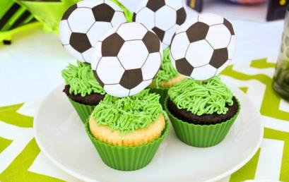 10 tips for the perfect children's football party!