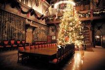 Banquet Hall Christmas Biltmore Estate - Skimbaco