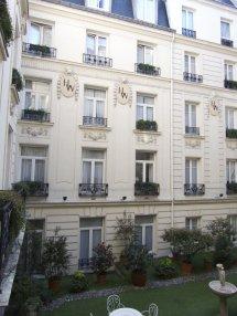 Westminster Hotel Paris France