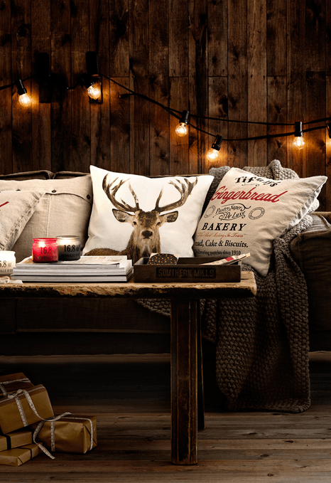 H&M Christmas decor 2013