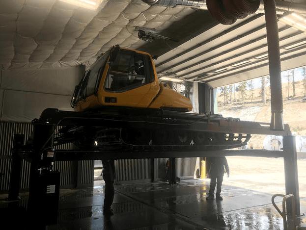 Vehicle Maintenance Lift