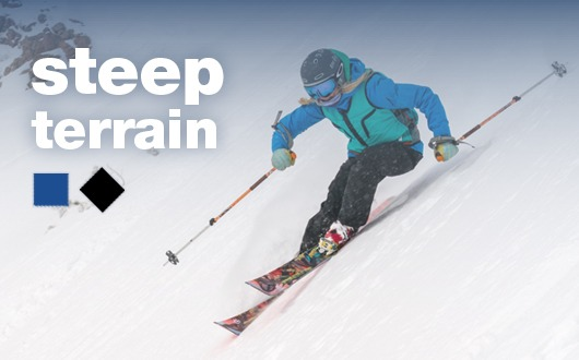 Steep Terrain (Ages 16+)Lose the intimidation and expand your horizons!
