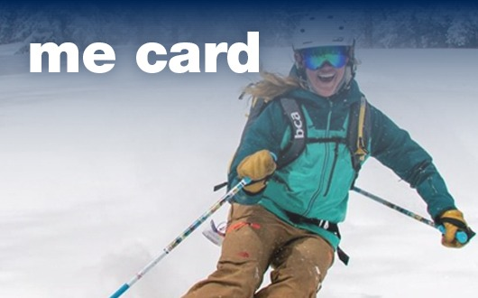me cardJust For YOU!  Non-TransferableOne Ticket Use Per Day