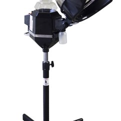 Chairs On Casters Black Chair Covers To Buy Elite Hair Steamer