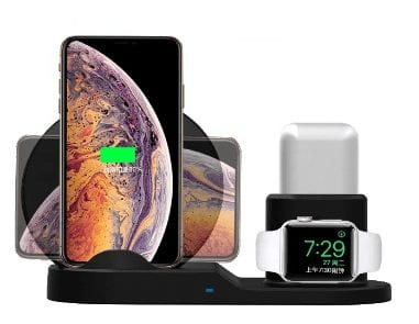 Capture1 3 in 1 Charger