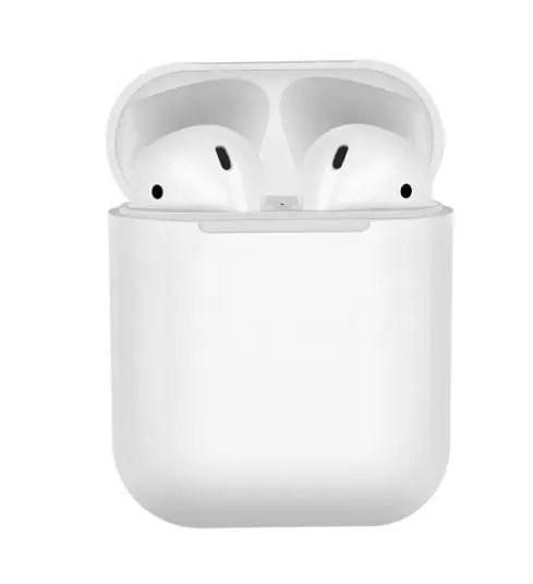 earbud1 Smart Wireless V 5.0 Earphone Sports Sweatproof Headphone Touch Portable Earbuds