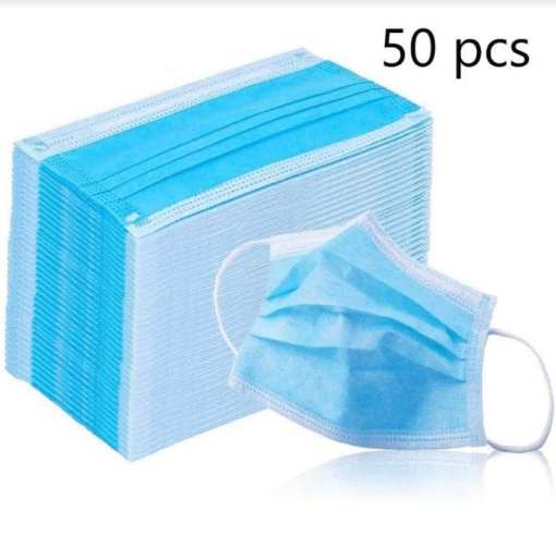 mask1 1 3 Layer Disposable Face Professional Dust Proof Anti Flu Masks