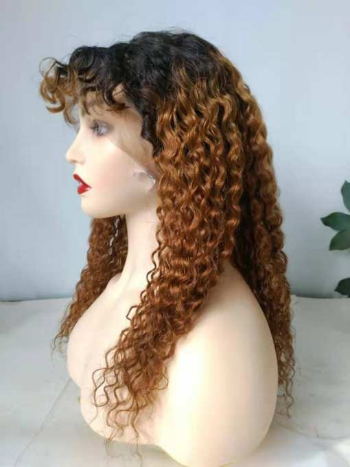 360 Natural Wave Wig