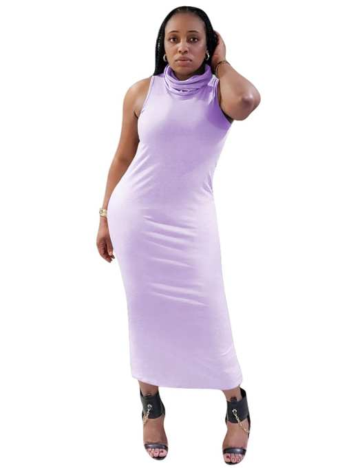 Comfortable Angel Ear-Loop Mask Bodycon Dress Tie-Dye