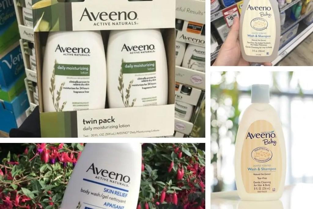 Best Aveeno Skincare Products