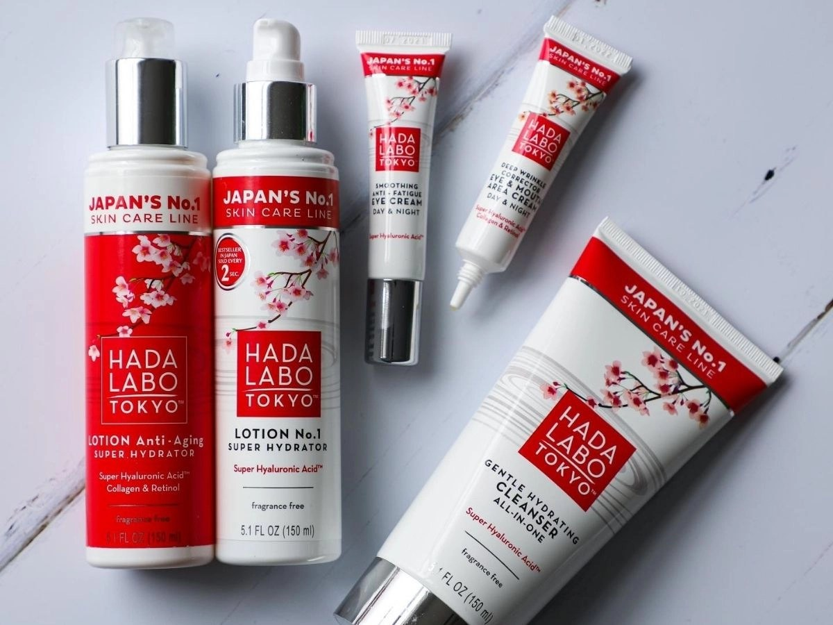 Top 6 Best Hada Labo Tokyo Products