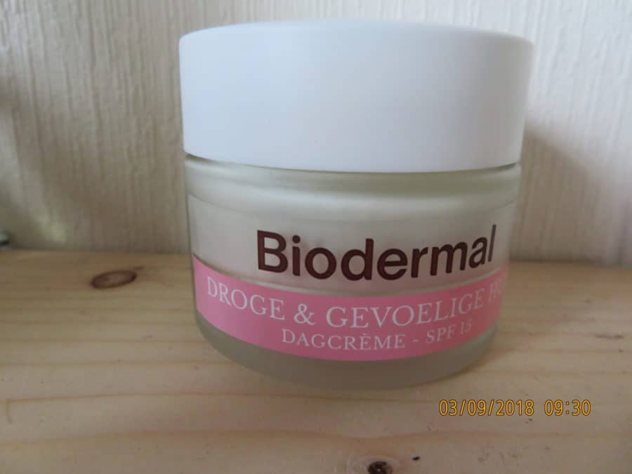 Biodermal dagcrème