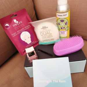 Goodiebox april 2019
