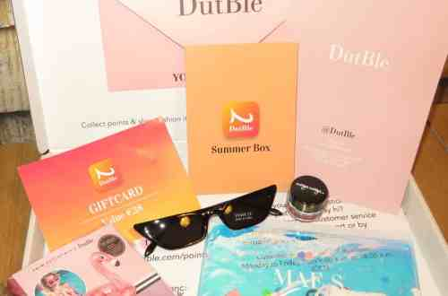 Dutble summerbox Juli 2019