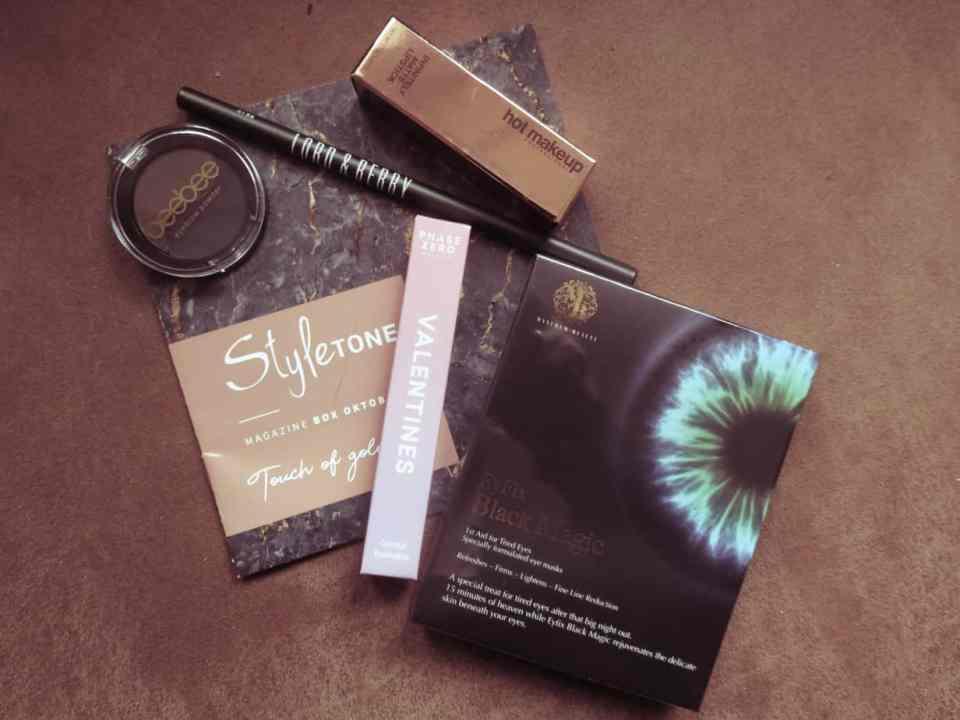 Styletonebox oktober