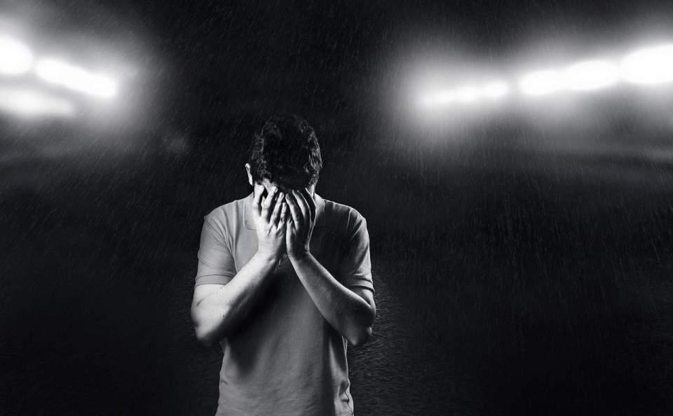 Somberheid, schuldigheid zijn simpele voorbeelden van depressie.