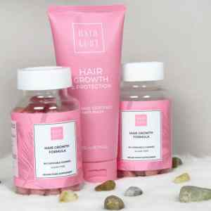 HairLust haarmasker en haargroeisnoepjes
