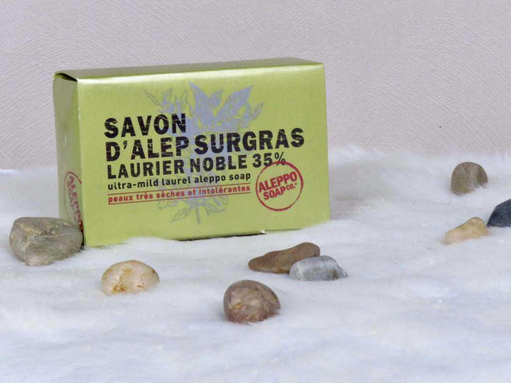 Aleppo zeep olijf, laurier, gevoelige huid, droge huid, zeep, douchen met zeepblok, natuurlijke zeep, plantaardig, vegan, cruelty free