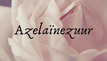 Azelaïnezuur