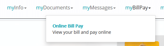 SCC Pay My Bill