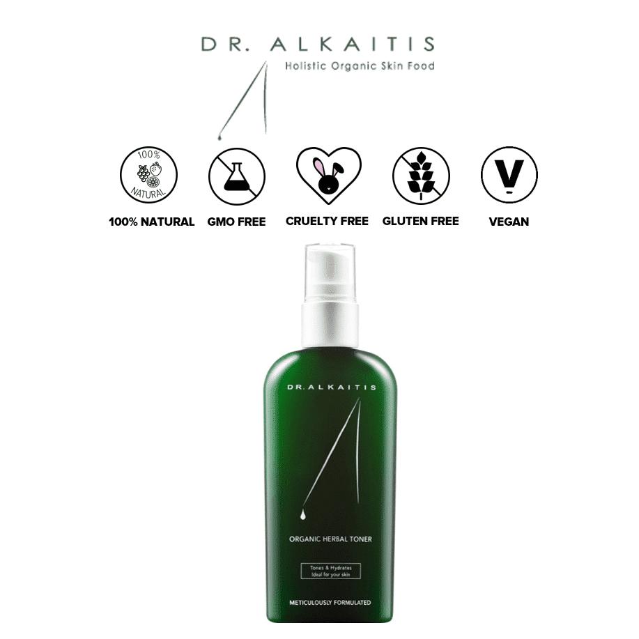 *DR. ALKAITIS – ORGANIC HERBAL TONER   $42  