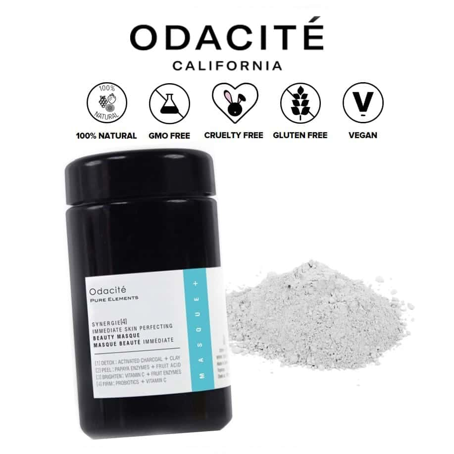 *ODACITE – SYNERGIE[4] IMMEDIATE SKIN PERFECTING MASK   $64  