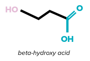 beta-hydroxy-acid