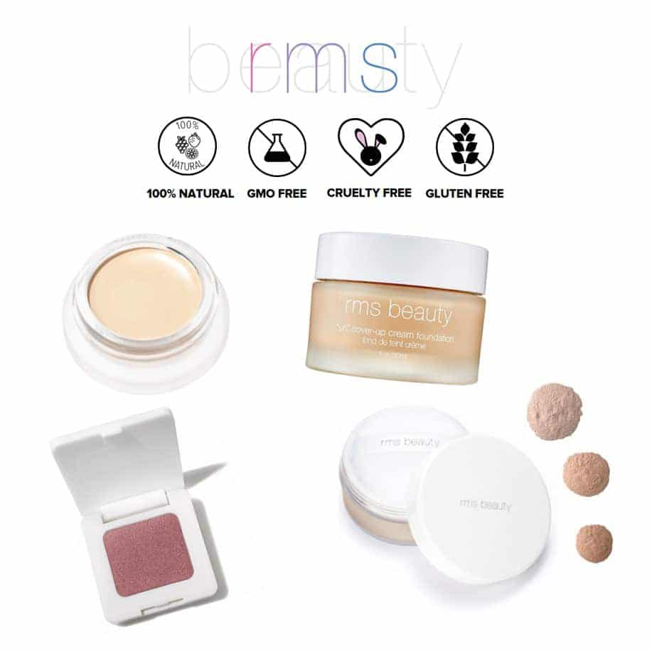 *RMS BEAUTY – ALL NATURAL MINERAL MAKEUP | $$$ |