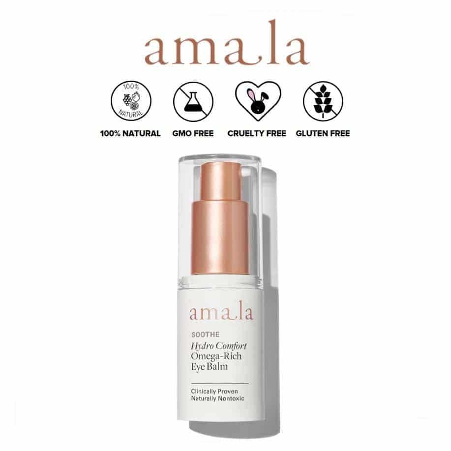 *AMALA – HYDROCOMFORT OMEGA-RICH ORGANIC EYE BALM | $96 |