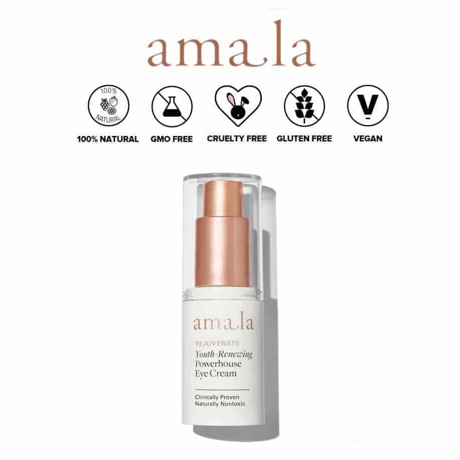*AMALA – YOUTH RENEWING POWERHOUSE ORGANIC EYE CREAM | $138 |