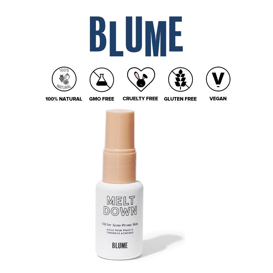 *BLUME – THE MELTDOWN NATURAL ACNE SPOT TREATMENT | $28 |