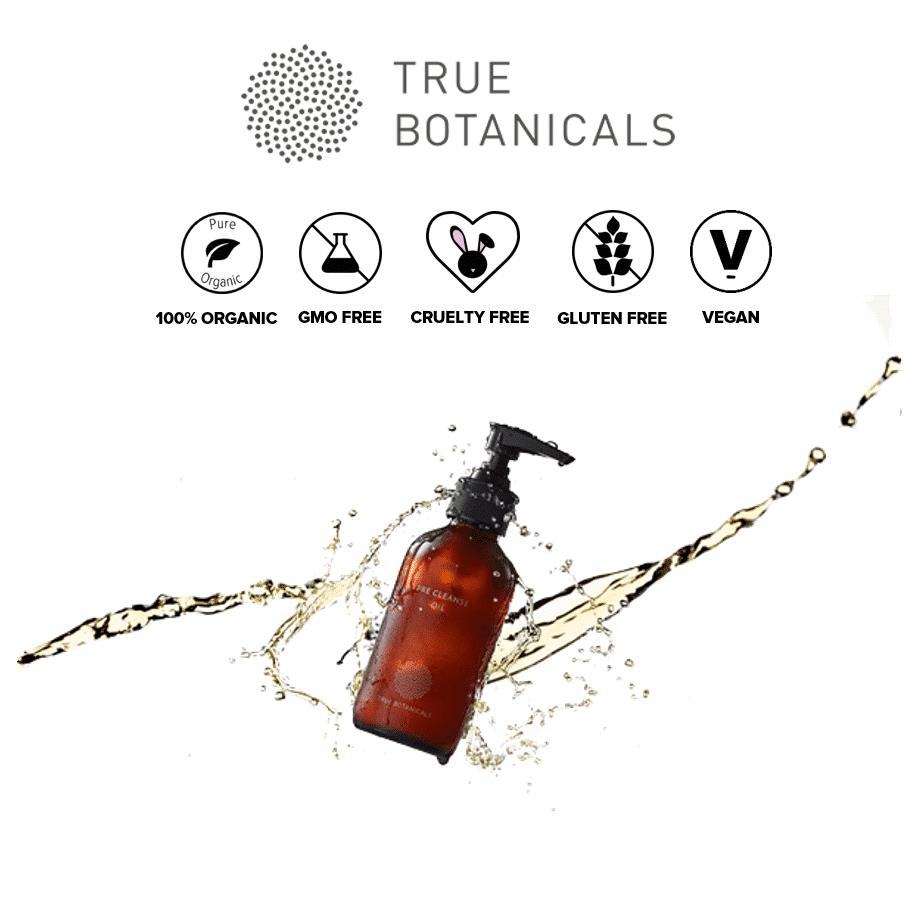*TRUE BOTANICALS – ORGANIC PRE CLEANSE OIL | $48 |