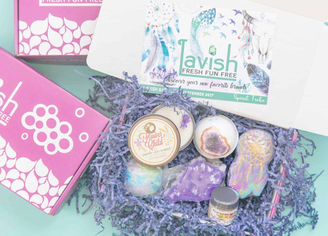 Lavish Bath Box