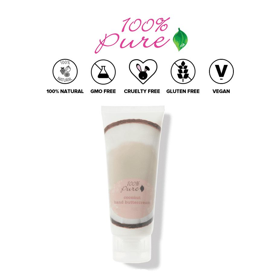 *100% PURE – NATURAL COCONUT HAND CREAM | $15 |