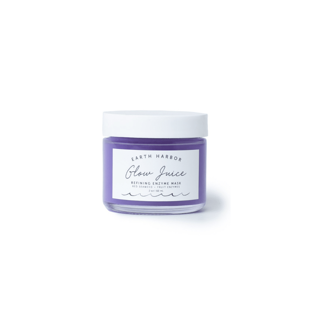 Earth Harbor Naturals GLOW JUICE Refining Enzyme Mask | 40 |