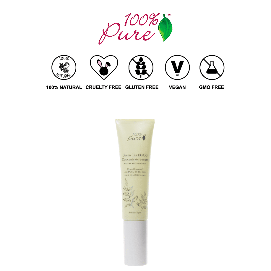 *100% PURE – GREEN TEA EGCG CONCENTRATE ANTI-WRINKLE SERUM | $56 |