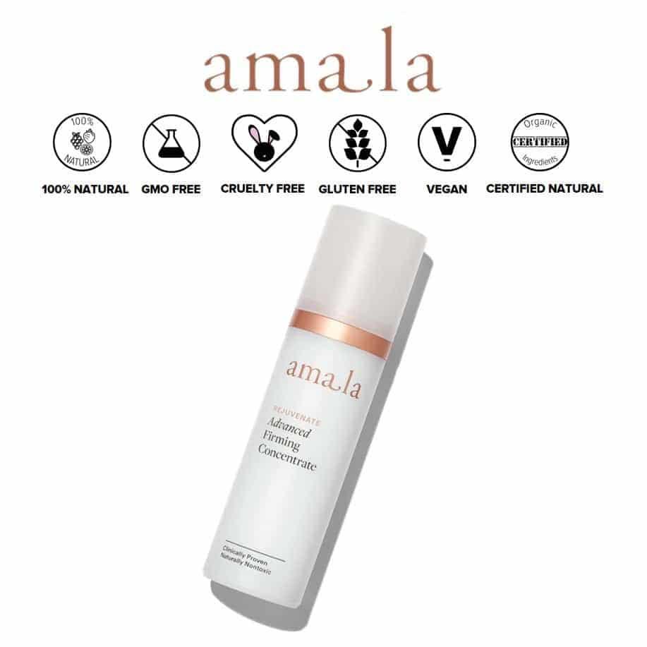 *AMALA – ADVANCED FIRMING CONCENTRATE ORGANIC SERUM | $298 |