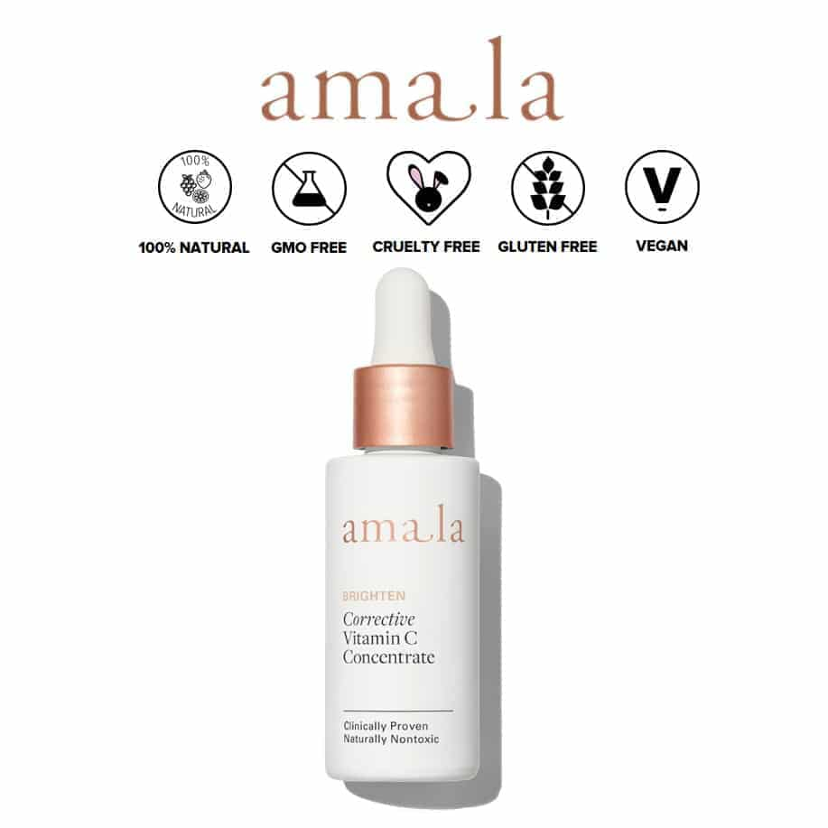 *AMALA – ORGANIC CORRECTIVE VITAMIN C CONCENTRATE | $188 |
