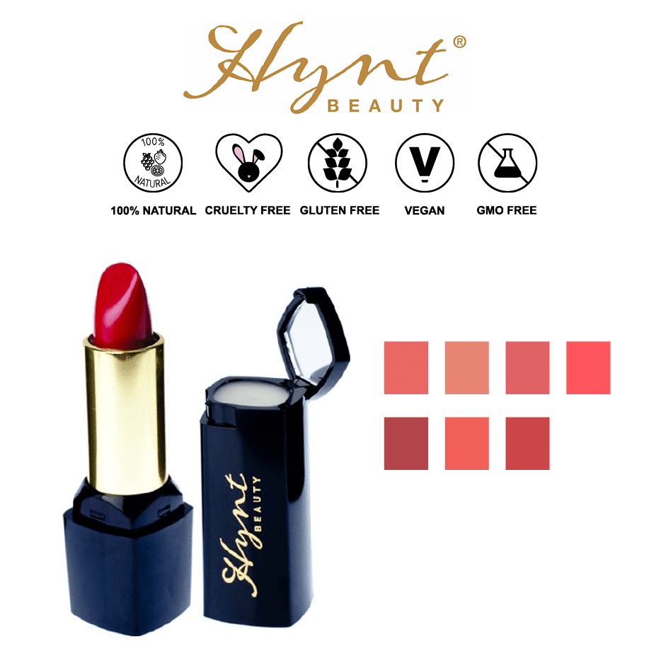 *HYNT BEAUTY – ARIA PURE ALL NATURAL LIPSTICK   $29  
