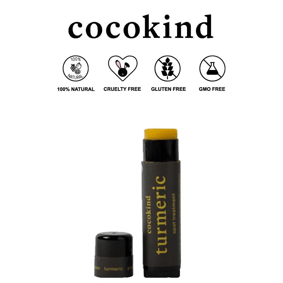 *COCOKIND – ALL NATURAL TURMERIC SPOT TREATMENT | $8.99 |