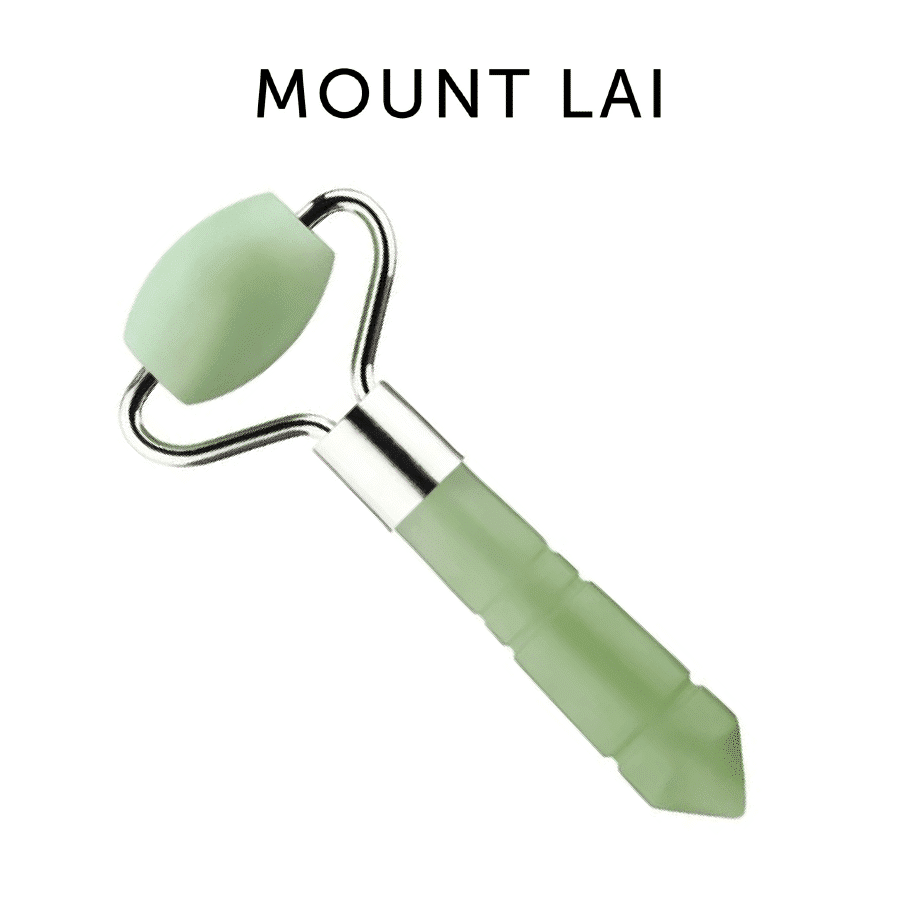 *MOUNT LAI – THE MINI JADE FACIAL ROLLER   $20  