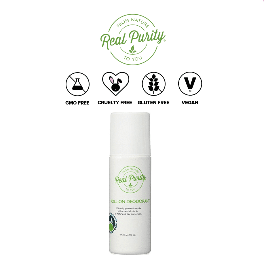 *REAL PURITY – ROLL-ON NATURAL DEODORANT | $18.11 |
